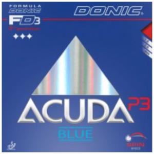 Donic Acuda Blue P3 Rubber, 多尼克阿库达蓝P3胶皮