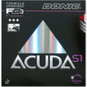 Donic Acuda S1 Rubber, 多尼克阿库达S1胶皮