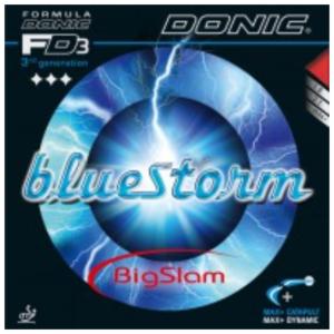 Donic Bluestorm Big Slam Rubber, 多尼克蓝色风暴大满贯胶皮