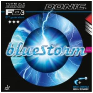 Donic Bluestorm Z1 Rubber, 多尼克蓝色风暴Z1胶皮