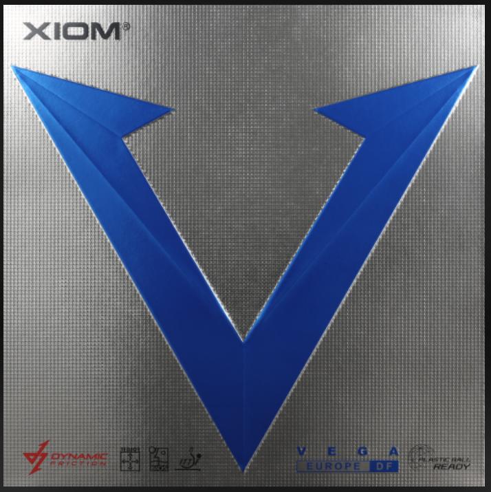 XIOM Vega Europe Rubber,骄猛唯佳欧洲版套胶