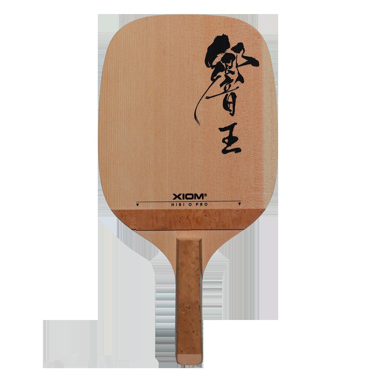 Xiom Hibi O Pro Blade,骄猛響王Hibi O 专业日式直板