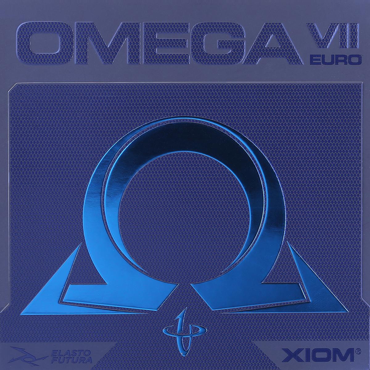 Xiom Omega VII Euro Table Tennis Rubber