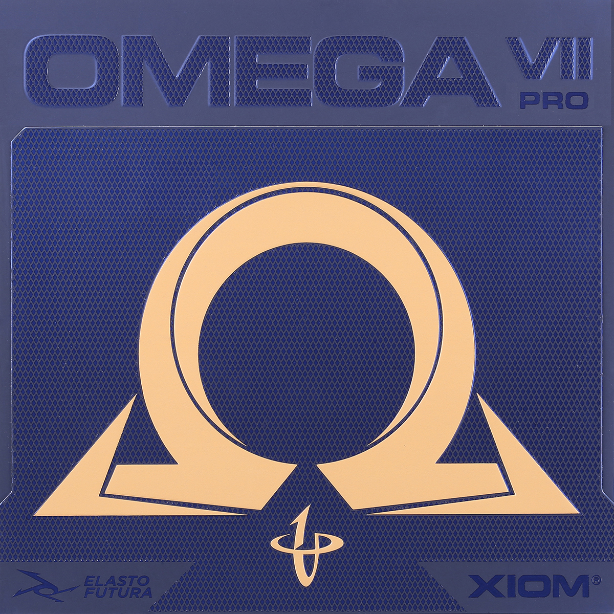 Xiom Omega VII Pro Table Tennis Rubber