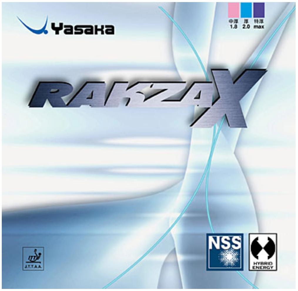 Yasaka Rakza X 亚萨卡威力X