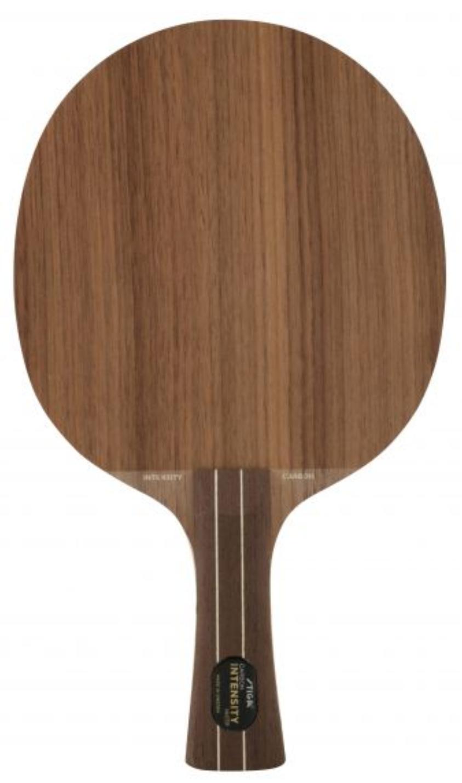Stiga Intensity NCT Carbon Table Tennis Racket (JTTAA Chopped)