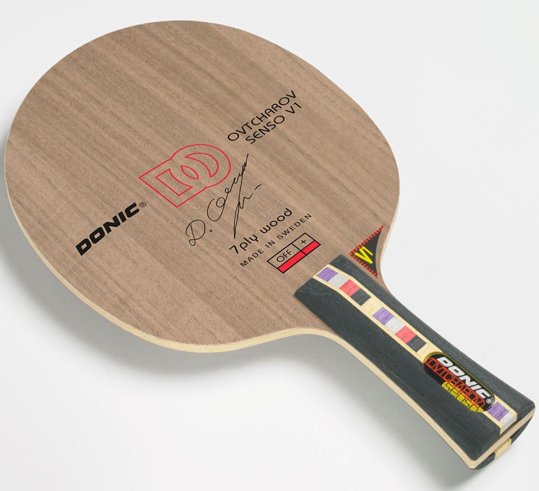 DONIC Original Senso V1 多尼克奥恰洛夫V1空心板