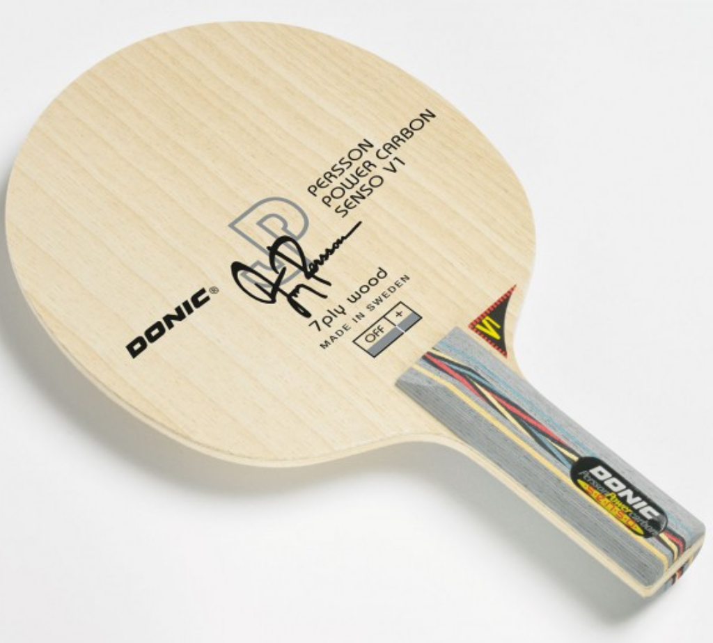 DONIC Persson Power Carbon Senso V1