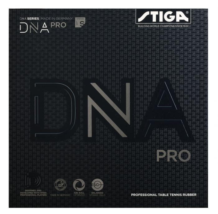 Stiga DNA Pro S Rubber