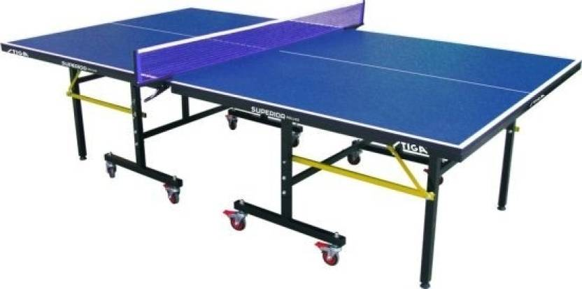 Stiga Superior Roller Table Tennis Table