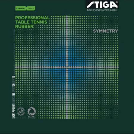 Stiga Symmetry Rubber