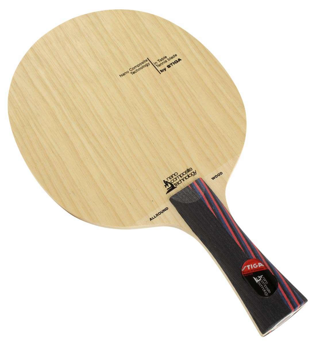 Stiga Allround Wood NCT Blade (JTTAA Chopped)
