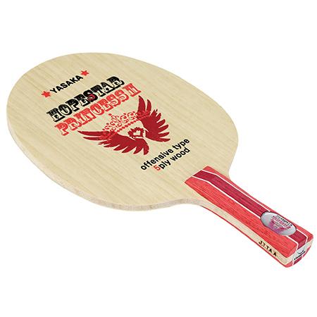Yasaka Hopestar Princess II (JTTAA Chopped) Table Tennis Racket