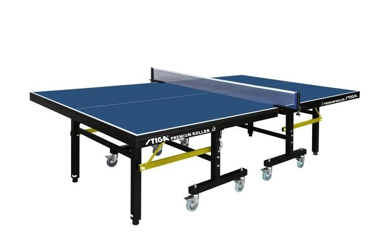 Stiga Premium Roller Table Tennis Table