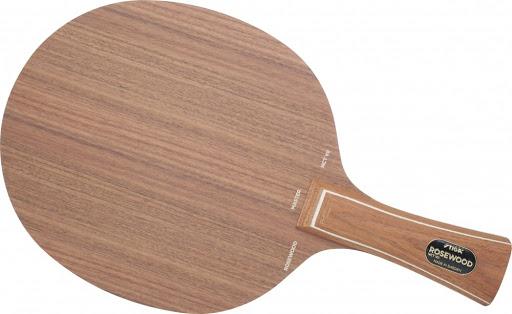 Stiga Rosewood NCT VII Blade (JTTAA Chopped), 斯蒂卡玫瑰7底板