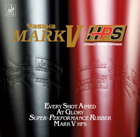 Yasaka Mark V HPS Rubber