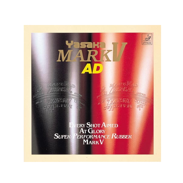 Yasaka Mark V AD Rubber