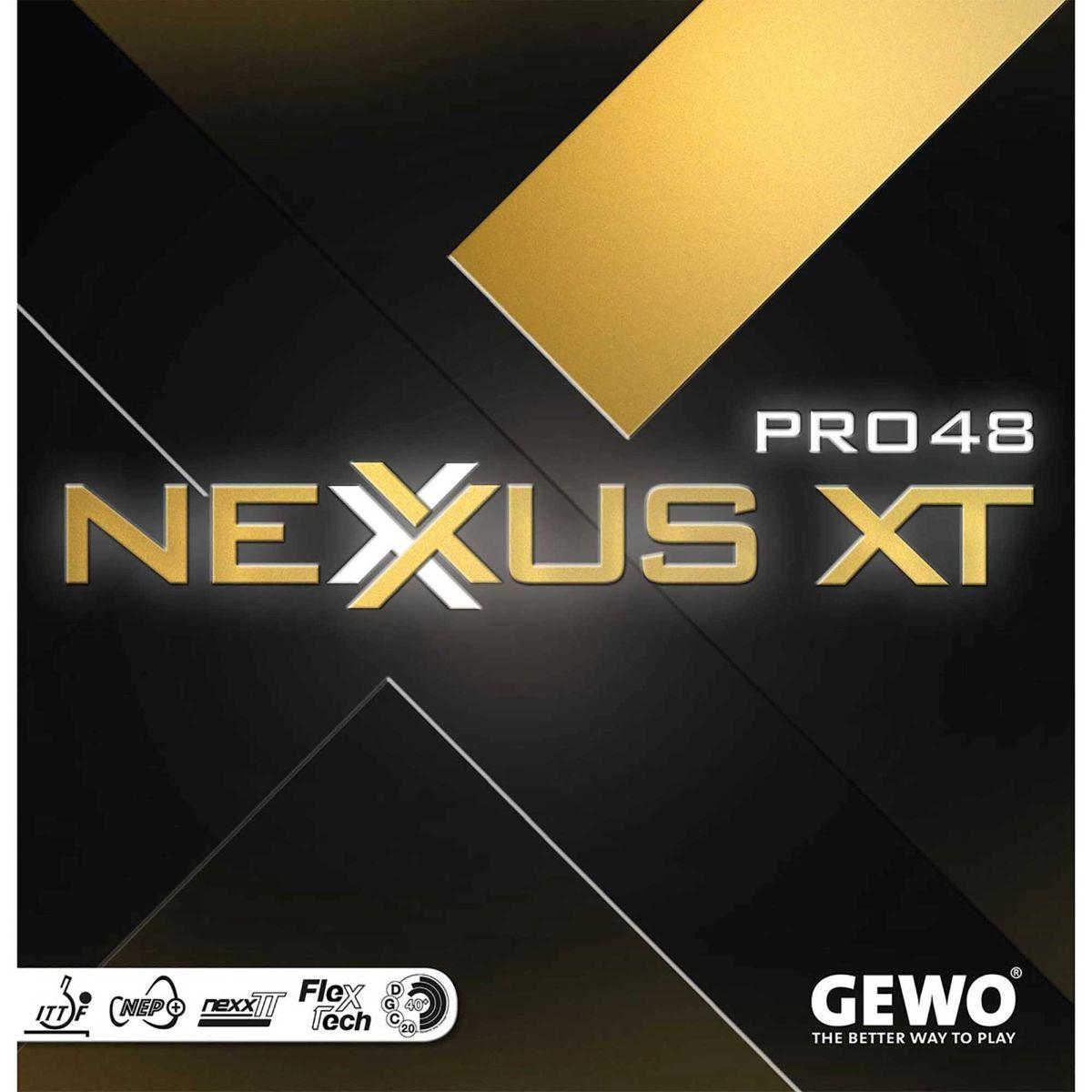 Gewo Nexxus XT Pro 48 Rubber