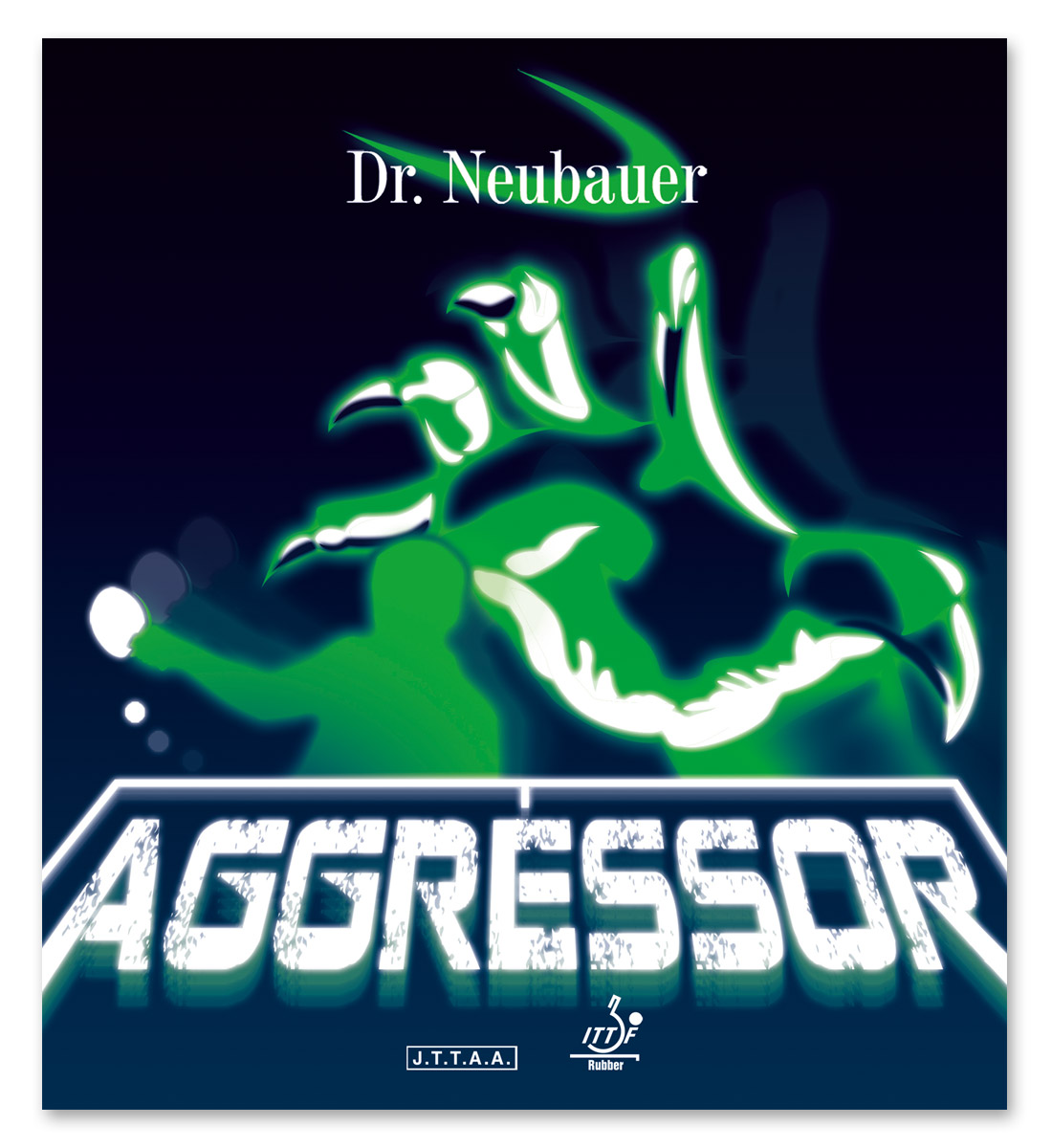 Dr. Neubauer Aggressor Rubber (Half Long)