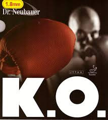 Dr. Neubauer K.O. Rubber (Half Long Pimple)