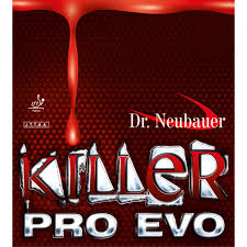 Dr. Neubauer Killer Pro Evo Rubber (Short Pimple)