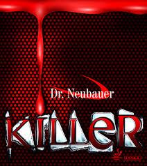 Dr. Neubauer Killer Rubber (Short Pimple)