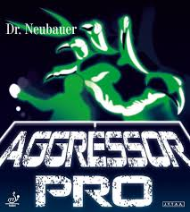 Dr. Neubauer Aggressor Pro Rubber (Half Long Pimple)