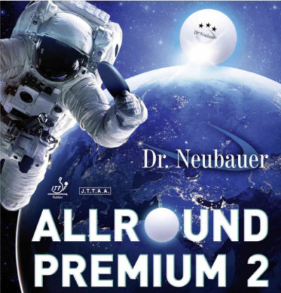Dr. Neubauer Allround Premium 2 Rubber (Long Pip)