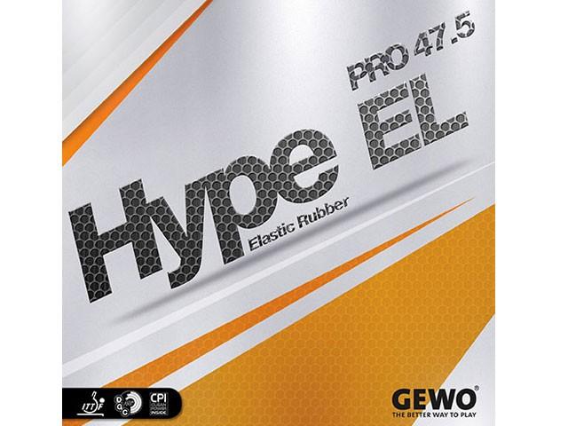 Gewo Hype EL Pro 47.5 Rubber