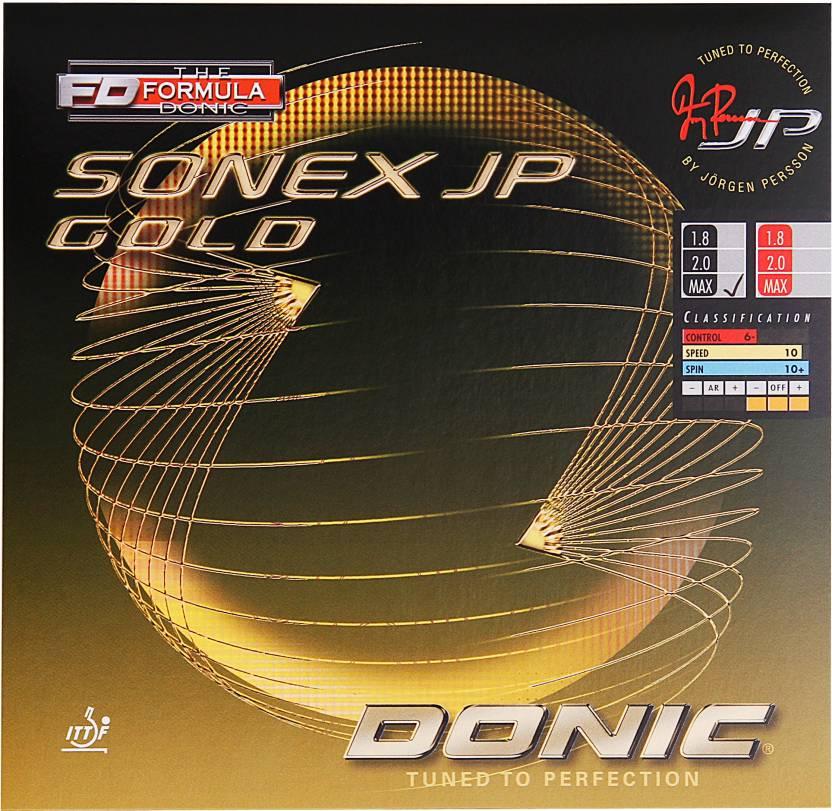 Donic Sonex JP Gold Rubber