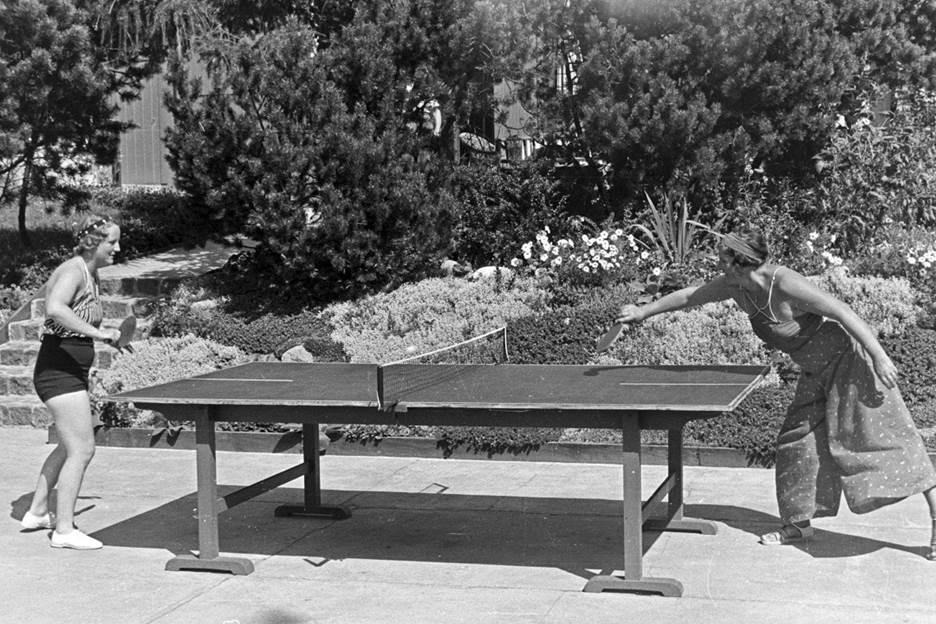 How Was Table Tennis Invented - early days