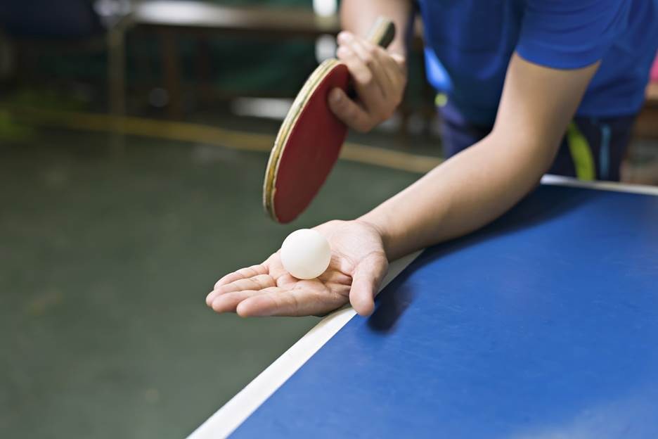 Modern Table Tennis