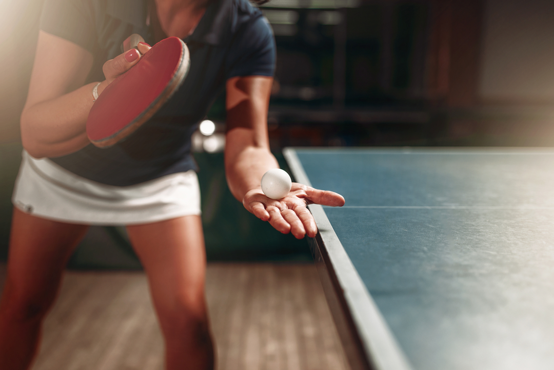 Warm Up For A Hearty Table Tennis Game In 3 Steps