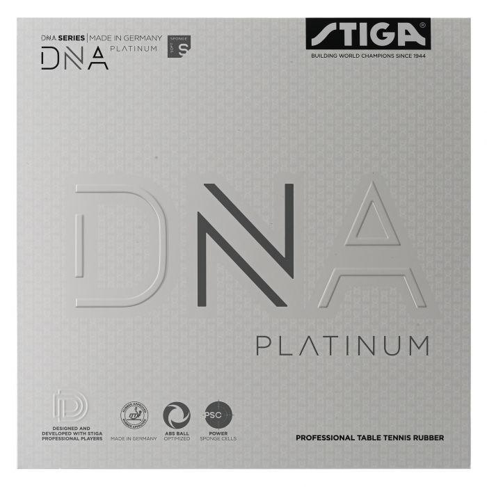 Stiga DNA Platinum S Table Tennis Rubber